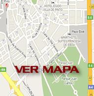 Mapa Tienda de Informatica en Madrid